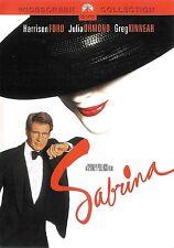 Sabrina ~ Harrison Ford Julia Ormond Greg Kinnear ~ DVD WS ~ FREE Shipping USA