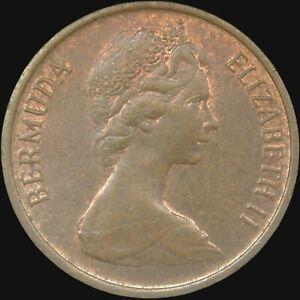 Bermuda 1974 1 Cent       (691)