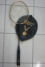 Winning Ways Professional for Championship Play badminton racket + cover