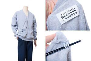 Men's MAISON MARTIN MARGIELA Faux Gray Sweatshirt Size 52