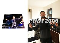 WWE BOBBY ROODE HAND SIGNED AUTOGRAPHED 8X10 PHOTOFILE PHOTO WITH PROOF & COA 2