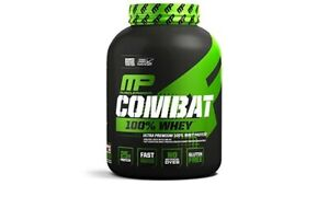 MusclePharm Combat Protein Powder 4lb 4 LB Cookies N Cream