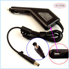 Notebook DC Power Adapter Car Charger +USB for HP Mini 5100 5101 5102 5103