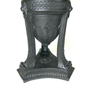 19th Century Wedgwood Black Basalt Urn