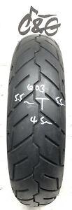 """Michelin Scorcher 31"""" harley davidson 160/70B17 Part Worn Motorcycle Tyre 603"""