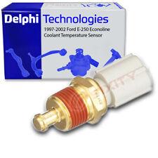 Delphi Coolant Temperature Sensor for 1997-2002 Ford E-250 Econoline - kx