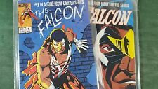 The Falcon 1983 #1-4 Complete Series Set vf bagged Captain America