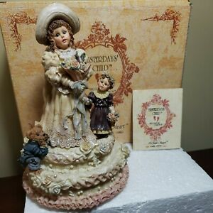 Yesterdays' Child Emily w/ Kathleen Otis The Future Musical #272052 Wedding Cake