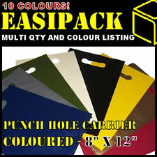 More details for coloured 'punch hole handle' 8