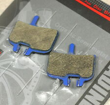 KEVLAR ORGANIC DISC BRAKE PADS SUIT HAYES NINE HFX MAG 9 CARBON PROMAX NEW