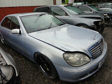 MERCEDES S CLASS S320 W220 AUTO 2004 FRONT WINDOW SCREEN  BREAKING/PARTS