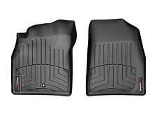 WeatherTech FloorLiner - Chevrolet HHR - 2006-2011 - 1st Row - Black