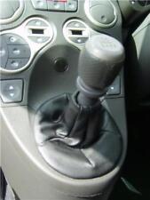 FITS FIAT PANDA 2003+ GEAR SHIFT STICK GAITER BLACK GAITOR