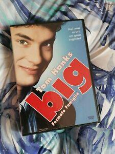 BIG - FORMATO FAMIGLIA - 2 DVD - TOM HANKS