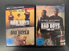 Bad Boys 1 - 2 - 3   Die Trilogie  DVD