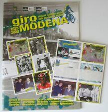Tour de Modena ciclismo 1928-2008 cromos Album completo Panini