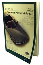 Jaguar Car Parts Catalogues