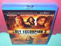 EL REY ESCORPION 3 -  BLU-RAY -
