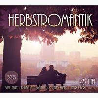 HERBSTROMANTIK-RAINHARD FENDRICH,MAITE KELLY,ANDREA BERG,ROLAD KAISER 3 CD NEU