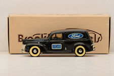 """FORD SEDAN DELIVERY """"PARTS FORD"""" 1940 BROOKLIN MODELS 1/43 NEUF EN BOITE"""
