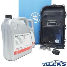 ZF Service Automatikwanne Ölwanne Filter Kit +10L +Stecker für BMW 1er 3er 5er