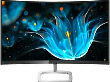 "Philips 328E9FJAB 31.5"" curved frameless monitor, Quad HD 1440P, 122.6% sRGB & 1"