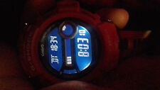 Casio G SHOCK GD-200-4V WATCH GLASS INSERT FIBER BAND LIMITED MONTRE NOS RELOJ
