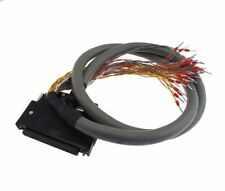 A6CON1 Conncetor Cable for Ormon Mitsubishi PLC or other devices 2M Ferrules Pin