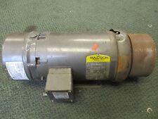 Baldor AC Motor w/ Brake 35A021-0672-A 2HP 3450RPM Brake Torque: 3 ft/lb Used