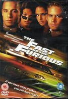The Fast And The Furious DVD - New & Sealed