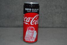 Star Wars The Last Jedi Coca Cola Zero Steel Can Full Coke Germany 2017 Finn