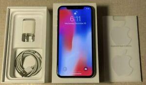iPhone X 64gb Unlock White Silver Perfect 12 Pro With Box Verizon International