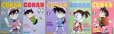 MANGA LOTTO DETECTIVE CONAN COMIC ART sequenza 2-6