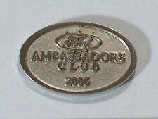 Ford Ambassador Club Pin Badge  (Auto 46b)