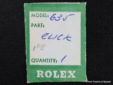 ORIGINAL Vintage Rolex Cal. 635 Pivoted Click #5671 for Bubble Backs!