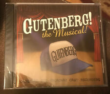 ORIGINAL CAST RECORDING - Gutenberg! Musical! - CD - - New, Sealed
