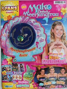 Einfach magazin mako meerjungfrau H2o plötzlich