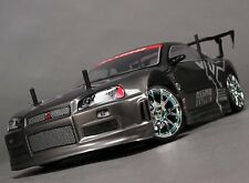 ARR MISSION-D 1/10 4WD GTR ON ROAD RC DRIFT CAR YOKOMO DRB ASSEMBLED W BODY