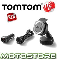 TOMTOM RIDER 40 400 500 SERIES CAR MOUNTING KIT MOTORCYCLE SAT NAV GPS MOUNT USB