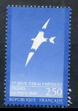 STAMP / TIMBRE FRANCE NEUF N° 2734 JEUX PARALYMPIQUES A TIGNES