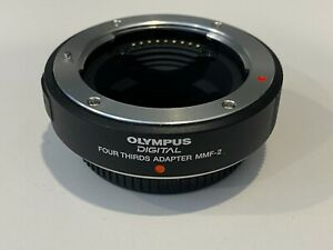 Olympus digital micro four thirds adapter MMF-2 Lens Adapter (AU Stock)