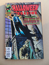 Halloween Megazine 1 . One Shot / T.O.Dracula Reprints . Marvel 1996 . VF