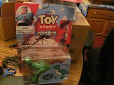 Toy Story Rex figure Mint on Card Thinkway 1995