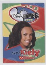 2008 Disney Channel Games #KIWI Kiely Williams Non-Sports Card 1l2