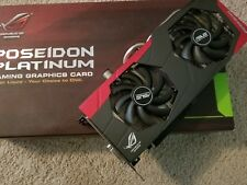 ASUS Geforce GTX 780 Poseidon Platnum Graphics Card ROG