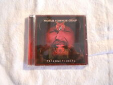 "Michael Schenker group ""Arachnophobiac"" 2003 cd Mascot Records New"