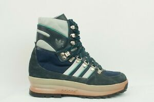 Vintage Adidas Gore-Tex Trekking Boots Size UK 5 Winter Alaska Alpine Yugoslavia