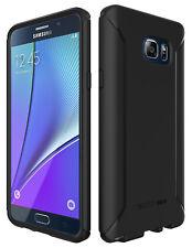 Tech21 negro mate Evo Táctica Antigolpes funda para Samsung Galaxy Note 5