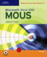 Certification Circle: Microsoft Office Specialist Word 2002-Expert