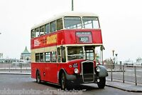 Brighton Hove & District 2465 JAP503 Bristol Bus Photo Ref P182